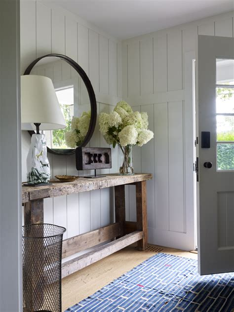 room redo eclectic farmhouse entry copycatchic