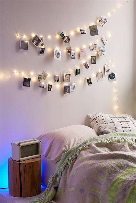 urban outfitters photo clip firefly string lights cozy