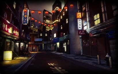 Aesthetic Street Lo Fi Desktop Japan Vaporwave