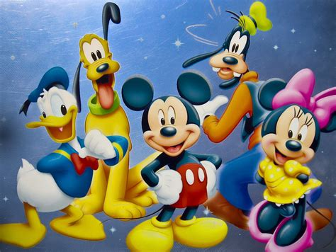 Disney, Character, Cool, High, Resolution, Wallpaper, For
