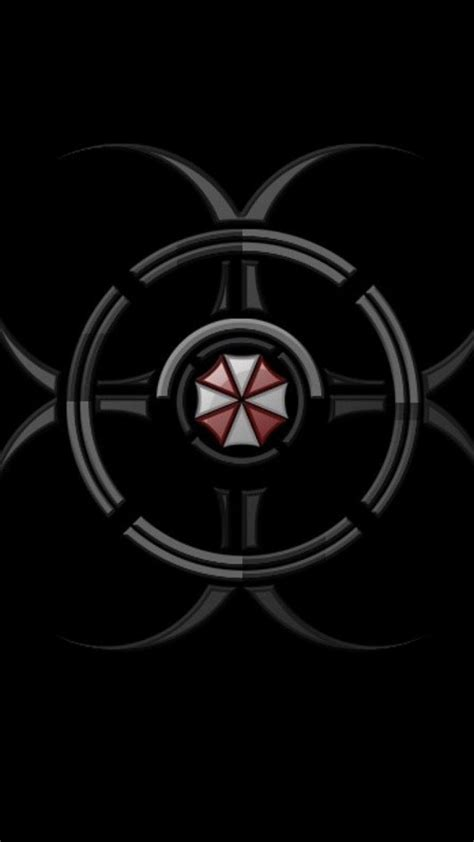 resident evil umbrella corp wallpaper