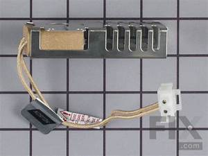 Oem General Electric Range Flat Style Oven Igniter Kit
