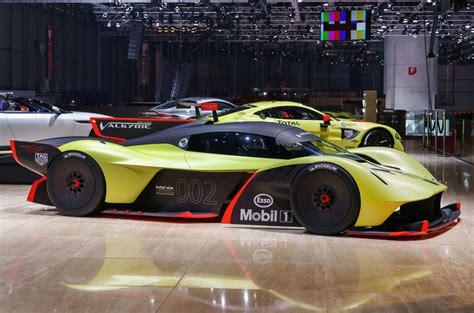 Aston Martin Valkyrie Amr Pro 1100bhp Track Car Lands