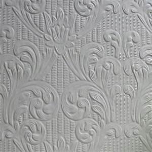 Papier Peint Blanc Relief : papier peint charles ornements en relief peindre ~ Melissatoandfro.com Idées de Décoration