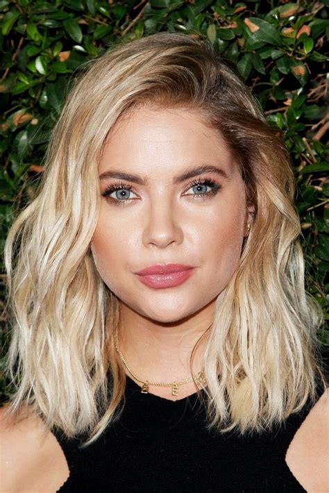 Beauty Look We Love Blonde Hair Dark Brows Girlyness
