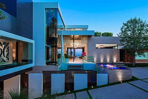 modern villa laurel   whipple russell architects