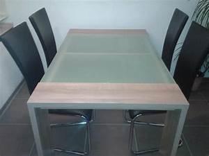 Esstisch Mit Milchglasplatte : milchglas tisch neu und gebraucht kaufen bei ~ Markanthonyermac.com Haus und Dekorationen
