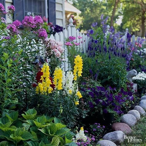 charming cottage garden designs