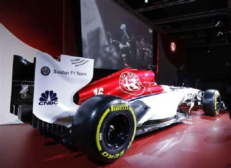 Alfa Romeo Confirms F1 Drivers