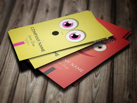 funny business cards   psd vector ai eps format