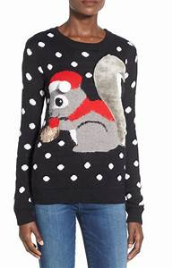 My Superficial Endeavors Cute Ugly Christmas Sweater
