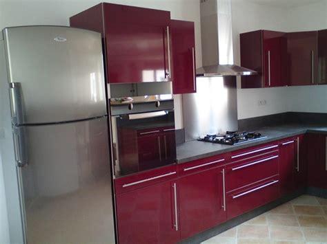 exemple cuisine en l pose d 39 une cuisine moderne au beausset 83 modèle milan