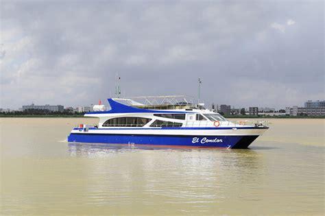 Catamaran De Pasajeros En Venta by Fibra De Vidrio De 120 Pasajeros Catamaran Fast Ferry