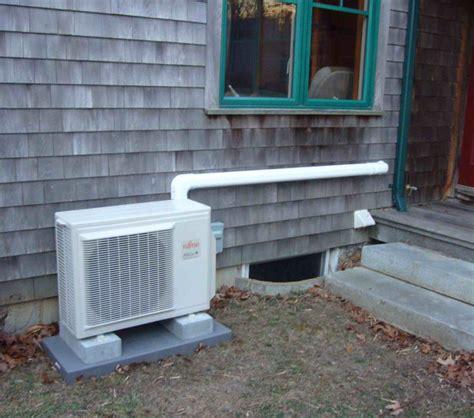 installing  ductless minisplit system greenbuildingadvisor