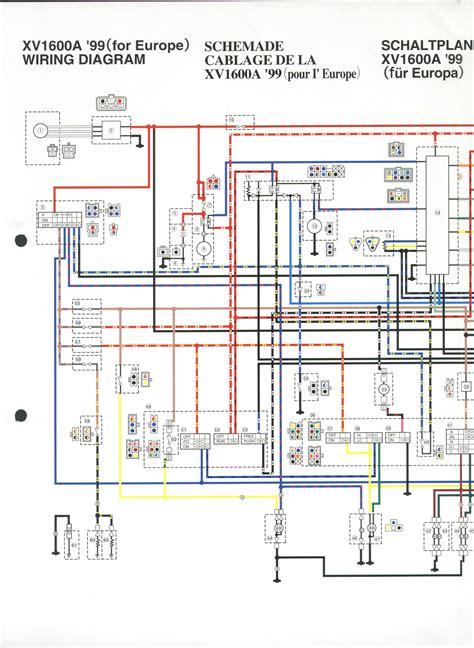 1994 yamaha virago 535 wiring diagram somurich