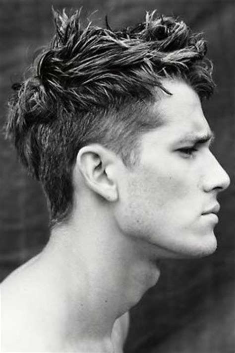Cool messy hairstyles men   Mens Hairstyles 2017