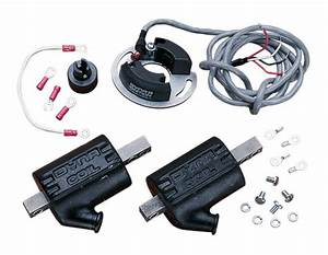 Dynatek Dyna S Single Fire Ignition Kit For Harley 1970