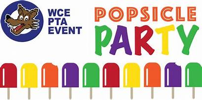 Popsicle Party Wce Invited Families Posted