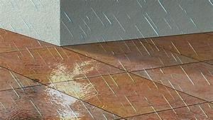 pose carrelage terrasse conseils pour le revetement sol With pose carrelage exterieur pluie
