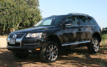 Volkswagen Touareg V10 Tdi Towing Capacity by Vw Tdi Lift Kit 2008 Volkswagen Touareg V10 Tdi Review