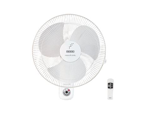 best air fans buy usha maxx air comfy with remote wall fan online at