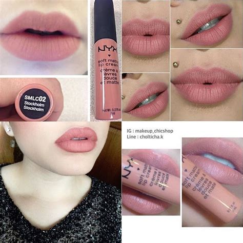 nyx lip colors nyx stockholm lip color is gorgeous nyxmakeup makeup