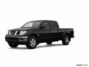2007 Used Nissan Frontier 2wd Crew Cab Short Bed V6 Manual