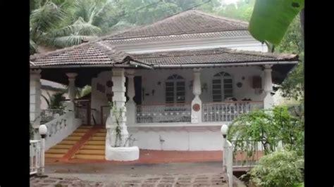 portuguese villa  sale  moira north goa india youtube