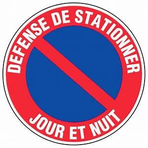 Panneau Interdit De Stationner : defense de stationner sortie de parking panneaux de ~ Dailycaller-alerts.com Idées de Décoration