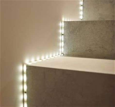 prix d une le led eclairez vos escaliers avec des led habitatpresto