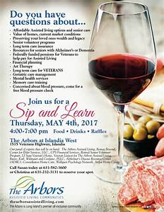 Sip and Learn Event at Islandia