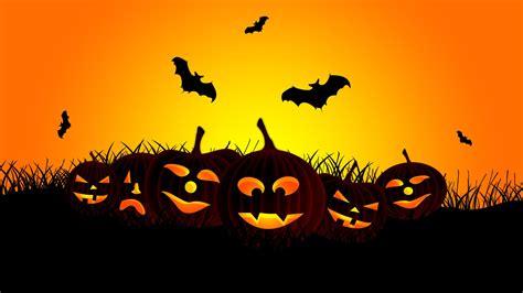 hd halloween backgrounds pixelstalk