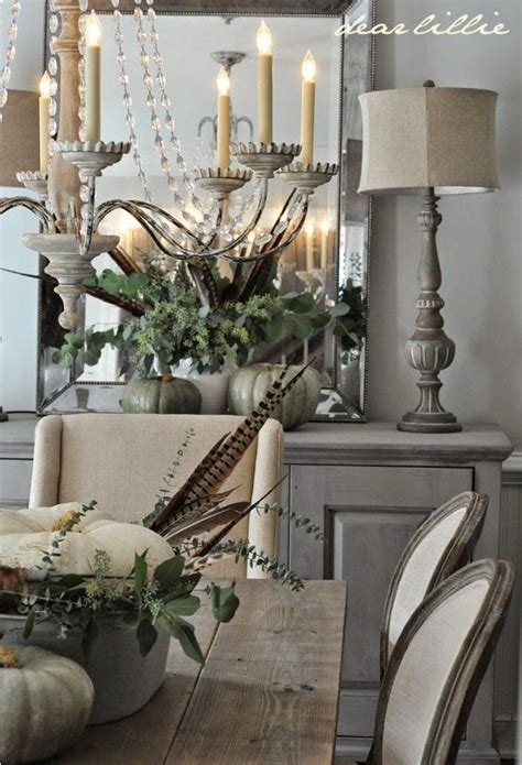 rustic glam dining rooms decor farmhouse table plans