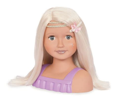 20 Best Hair Play Dolls Images On Pinterest