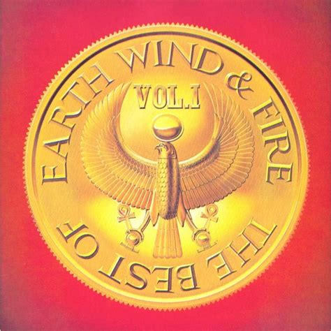 Best Of Earth Wind And by The Best Of Ewf Vol 1 Earth Wind Cd