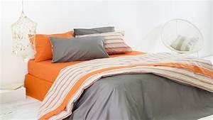 housse de couette orange ventes privees westwing With feng shui couleur salon 14 coussin de canape ventes privees westwing