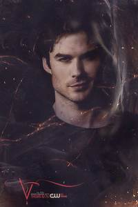 Ian - Damon - Vampire Diaries - TVD Season 5 | He makes my ...