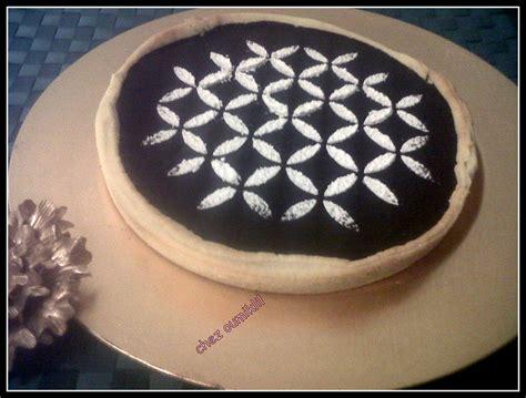 decoration moelleux au chocolat decoration tarte au fraise et banane