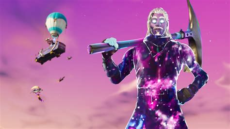 Galaxy Man Fortnite Season 6 4k, Hd Games, 4k Wallpapers, Images, Backgrounds, Photos And Pictures