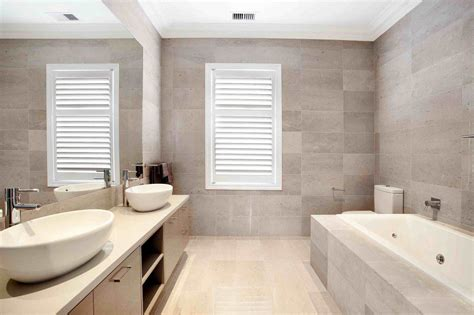 Modern Bathroom Blinds by Gallery Interior Plantation Shutters Roller Blinds