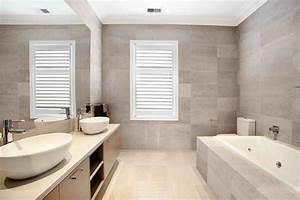 White Plantation Shutters Bathroom - Complete Blinds