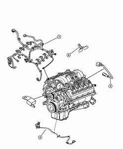 Dodge Ram 1500 Wiring  Engine   Elec Shift On Demand Transfer Case