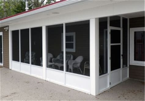 porch screening kits screen enclosure systems screened