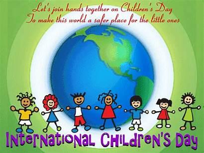 Children Ecard International Card Send Childrens Greetings