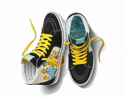 Vans Simpsons Release Date Bar
