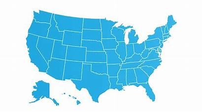 States Map United