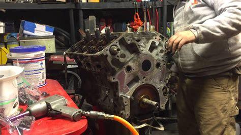 3 5 Chrysler Engine by Chrysler 3 5 Engine Rebuild Part 2