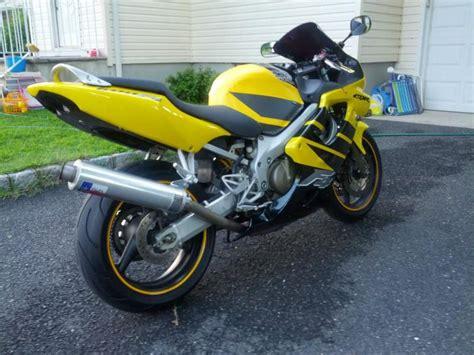 Buy 2004 Honda Cbr 600 F4i On 2040-motos