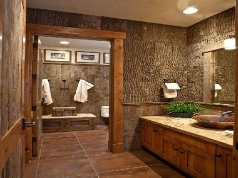 best 25 small rustic bathrooms ideas on