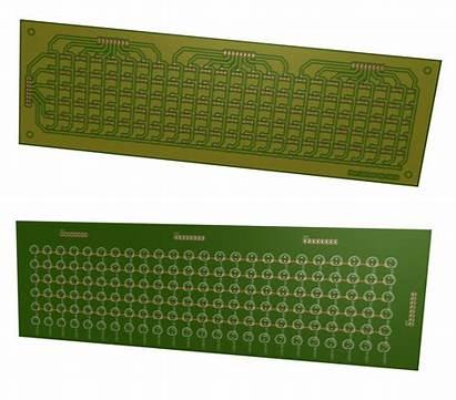 Led Board Circuit Matrix Electronics Pcb Control